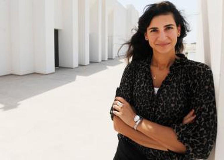 Architect Noura Al Sayeh