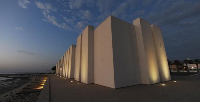 The Qala'at Al Bahrain Site Museum