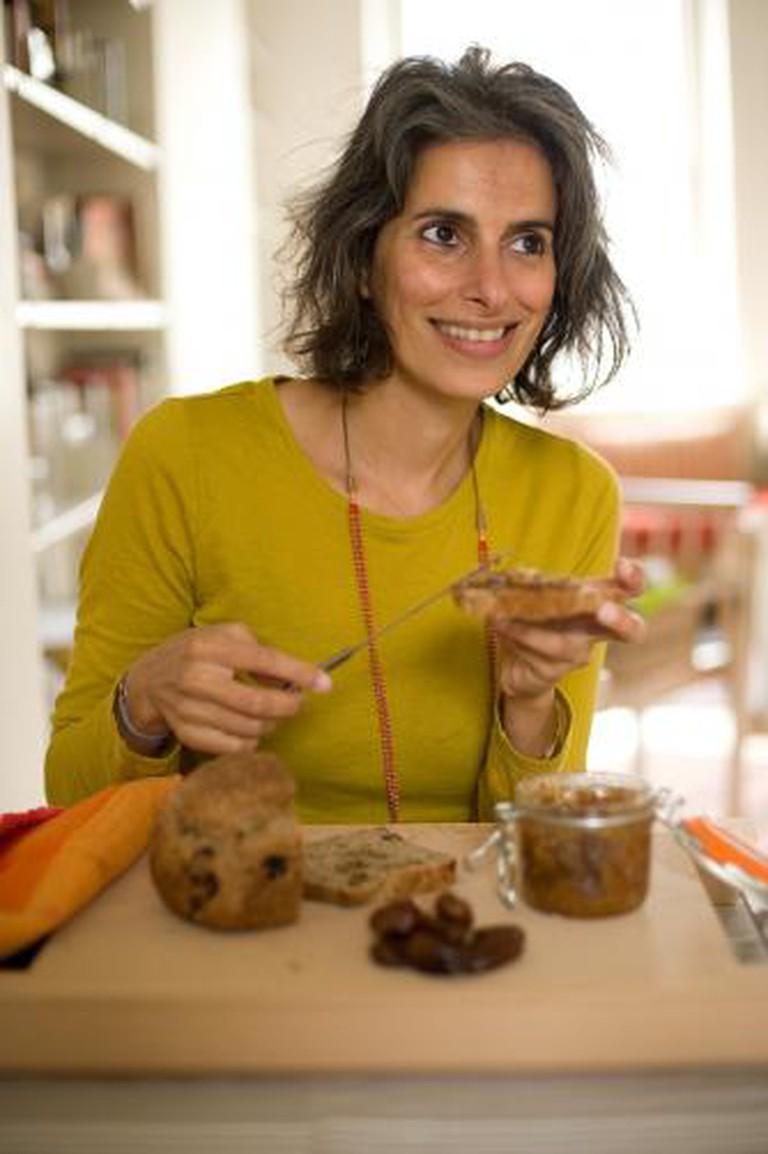 Food Writer Sarah Al Hamad