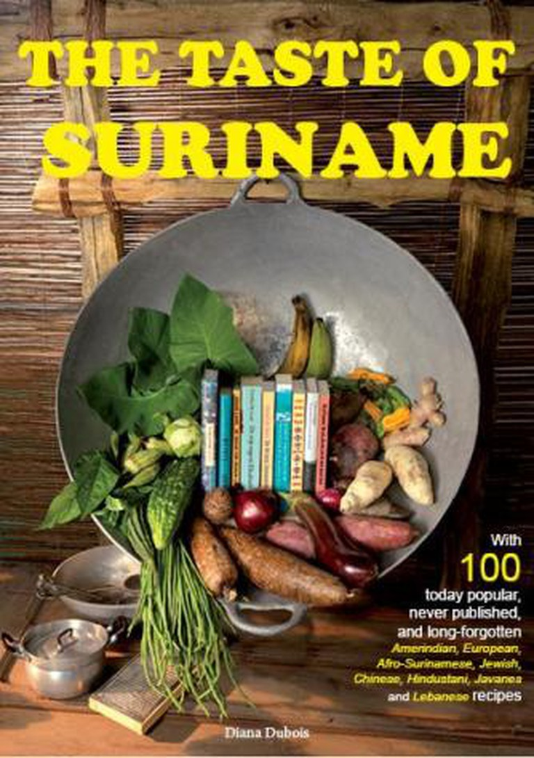The Taste of Suriname, Diana Dubois