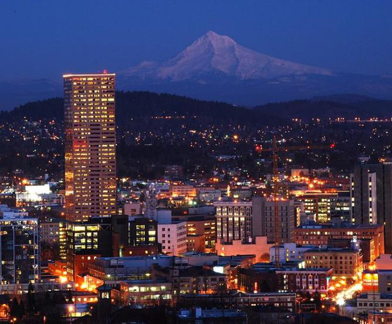 Portland, Oregon | © Michael Wiley / WikiCommons
