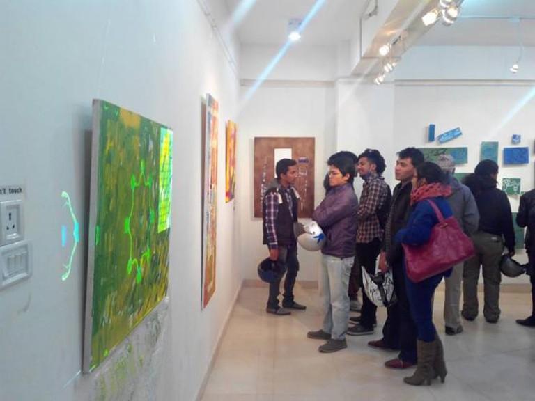 Sarwanam Gallery, Nepal