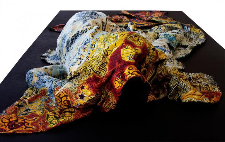 Wrapture, Cloth and the Human Condition: Peju Alatise
