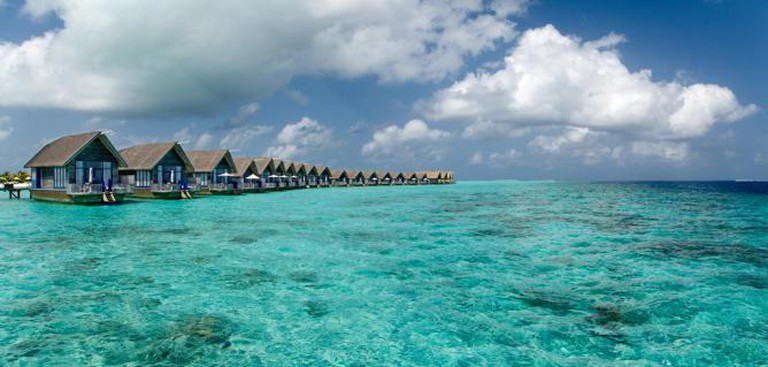 View from House Reef (COCOA ISLAND/MALDIVES)