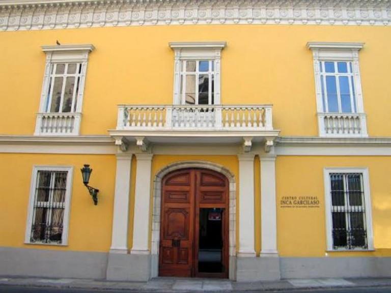 Centro Cultural Inca Garcilaso