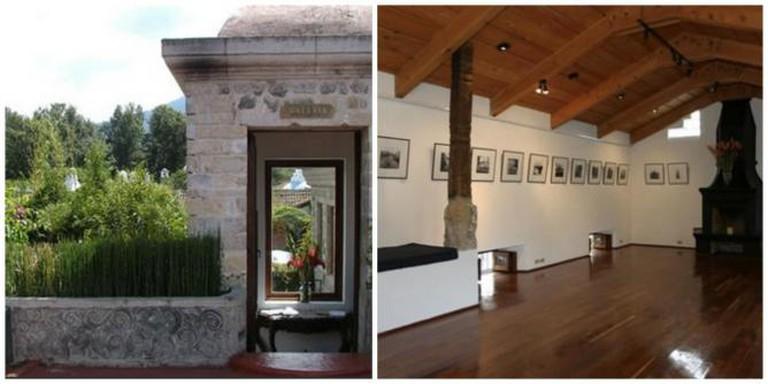 Panza Verde Art Gallery