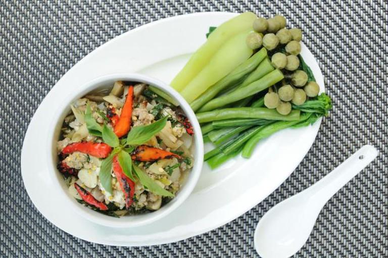 Tamarind Restaurant, Laos