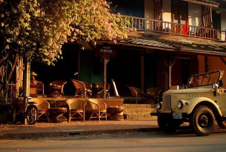 Le Tangor Restaurant, Laos