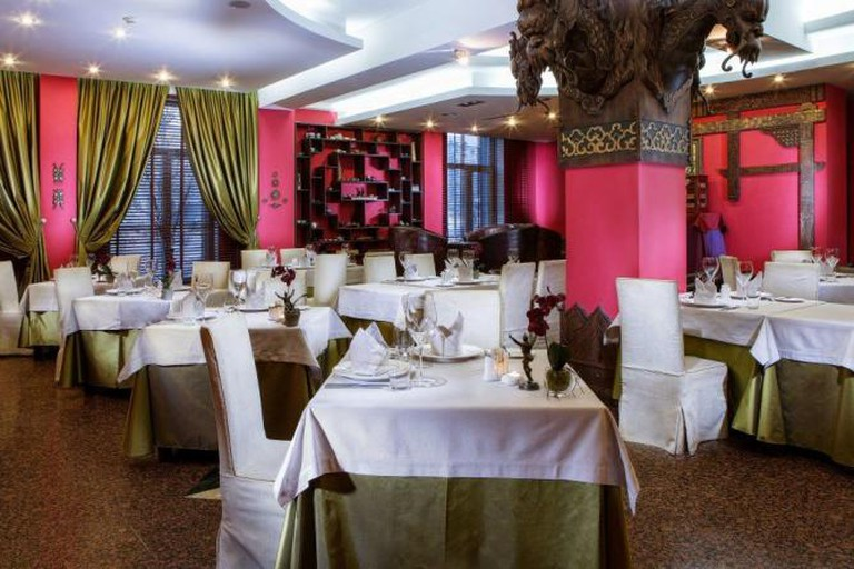 Khara Khorum Restaurant, Mongolia