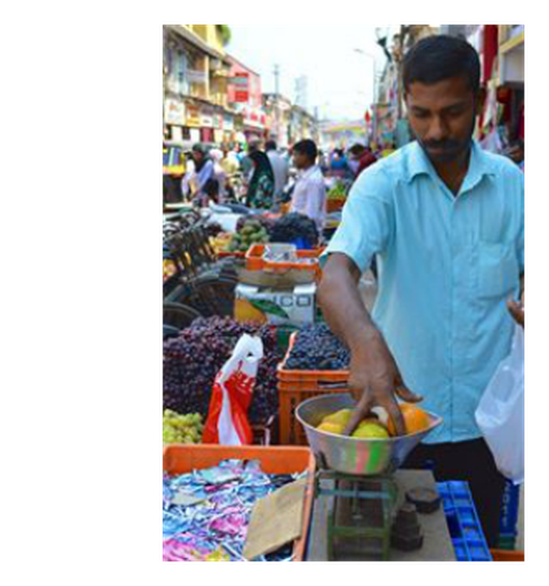 Chalai Bazaar, Fruit Vendor | © Touran Samii