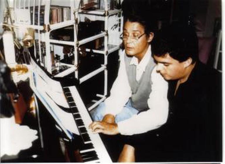 Aaron Monteverde and Felipe Campuzano