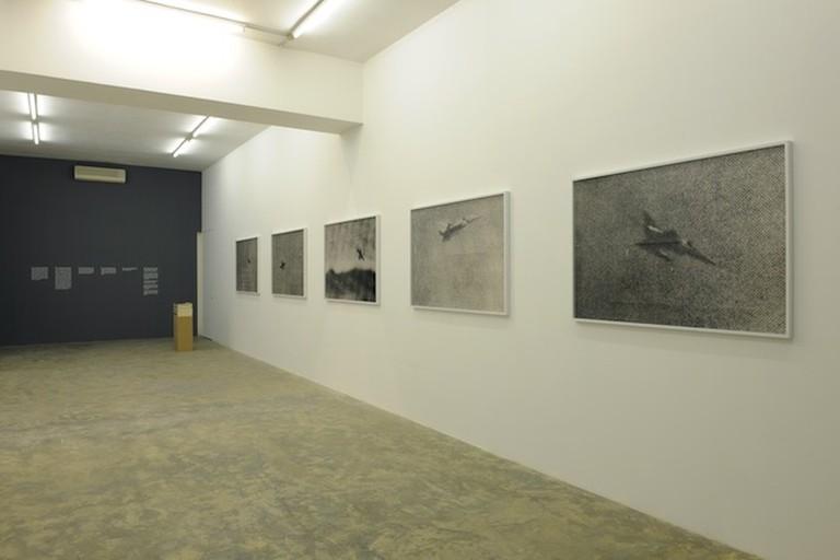 Akram Zaatari, This Day at Ten, Installation view