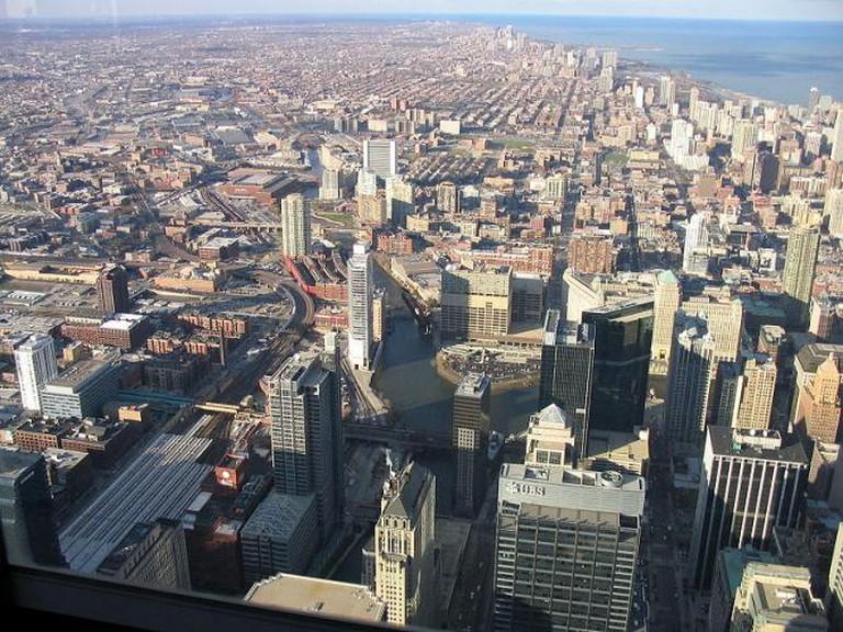Downtown Chicago Illinois