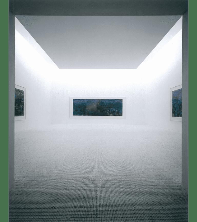 Claude Monet Space © Naoya Hatakeyama, Image courtesy of Chichu Art Museum