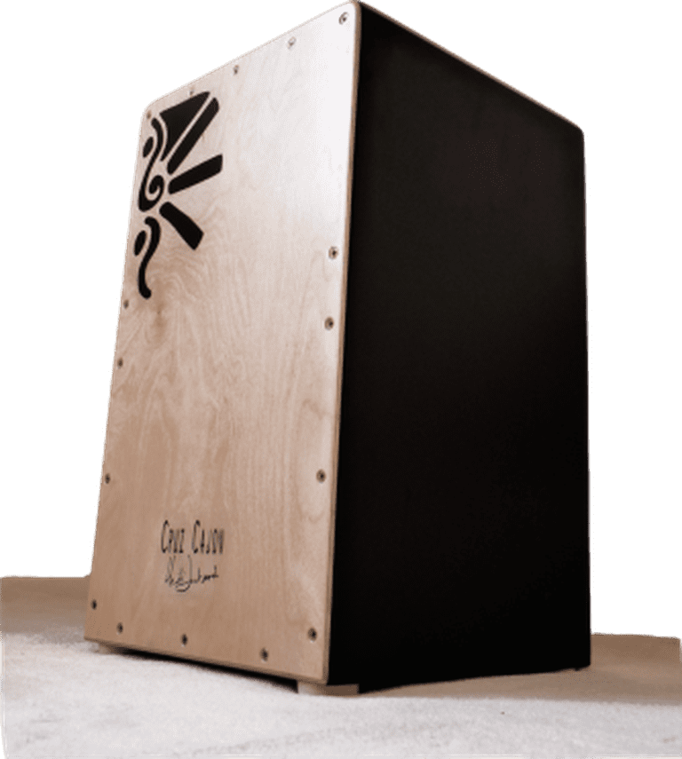 The Cruz Cajon, Heidi Joubert's signature cajon brand
