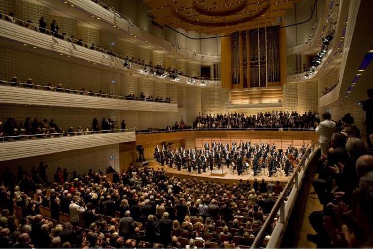KKL Lucerne concert hall