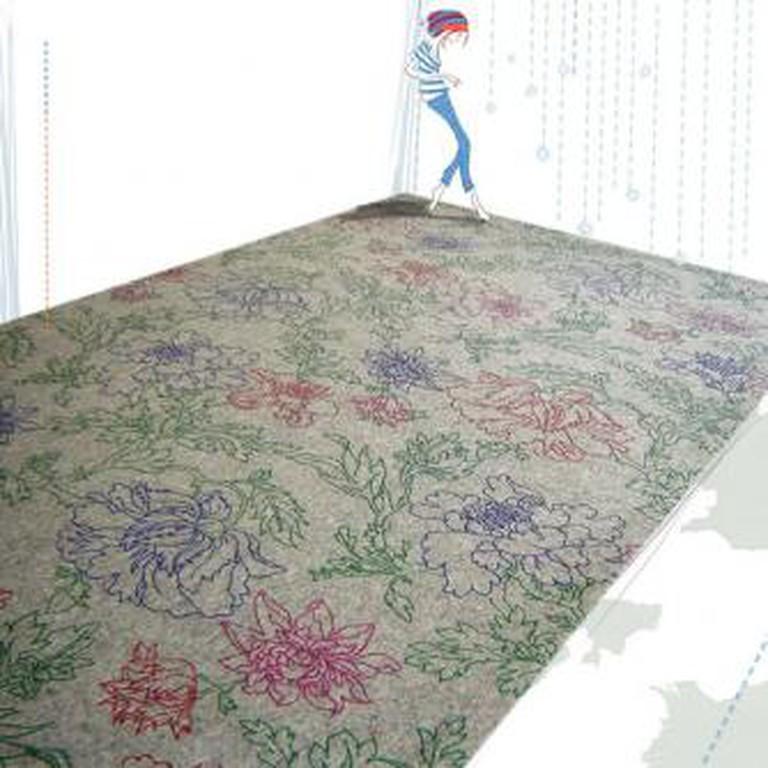 Parade carpet