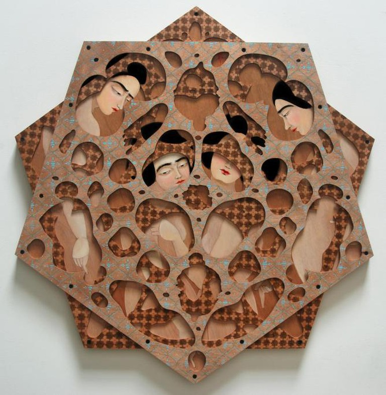 Hayv Kahraman, Decagram