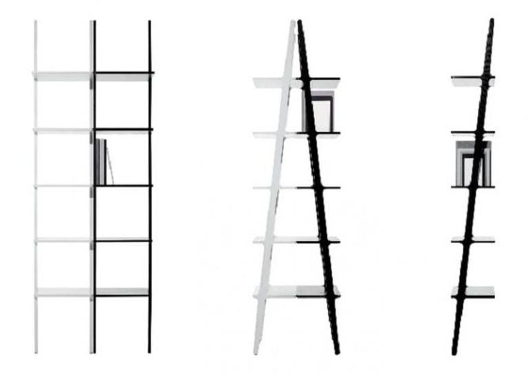 Bihain_Libri shelf