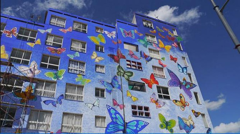Galeria de Arte Urbano Quito