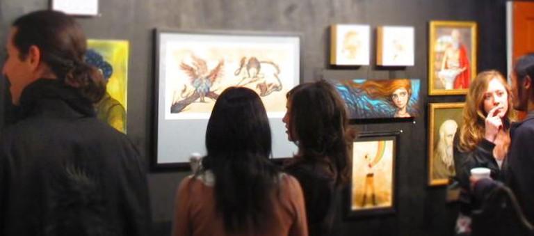 Thumbprint Gallery