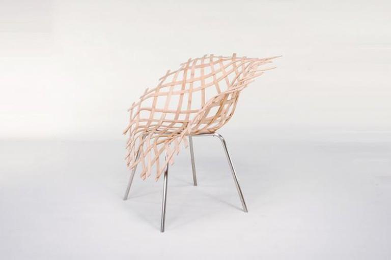 'Air' Chair by Pinwu