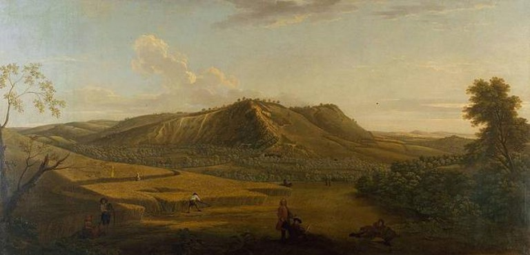 A View of Box Hill, Surrey