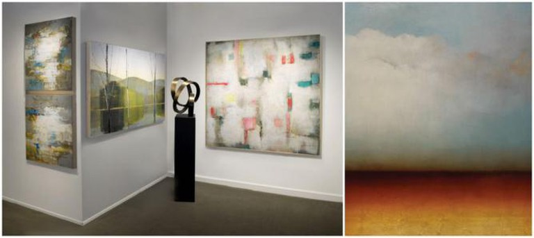 Pauline Ziegen, The hour of departure | Image courtesy of Karan Ruhlen Gallery