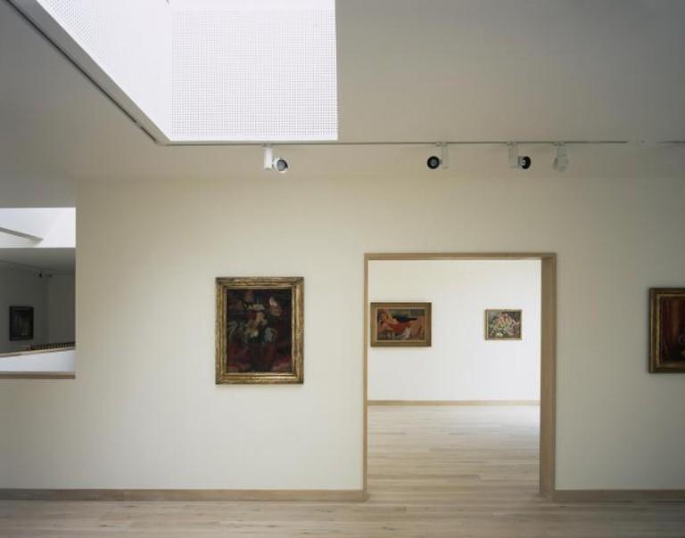 Jerwood Interior