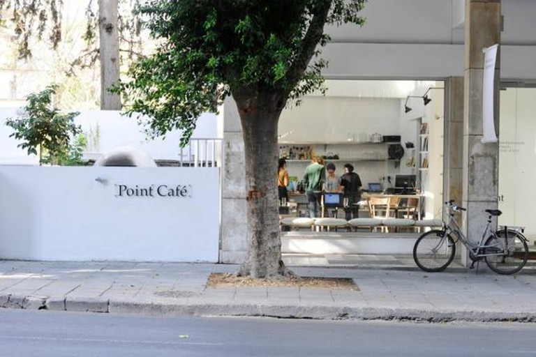 Point Centre, Cafe