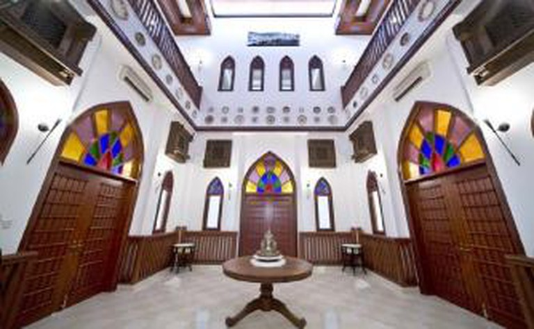 Bait Al Zubair Interior