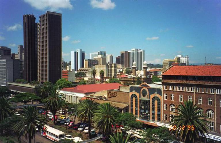 Kenyatta Avenue, Nairobi, Kenya