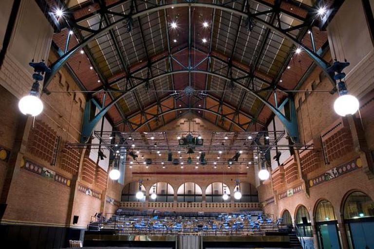 Beurs van Berlage concert hall