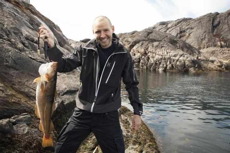Nuuk Fishmarket