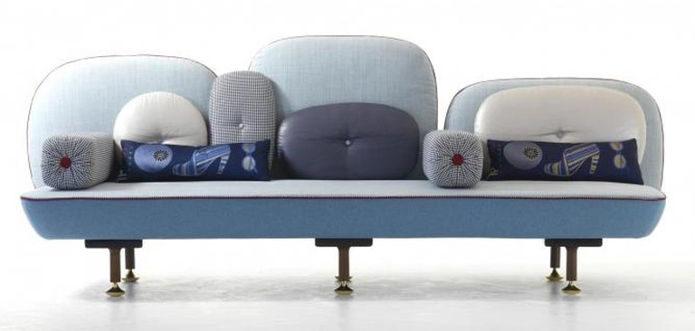 'My Beautiful Backside' Sofa for Moroso | Courtesy of Doshi Levien