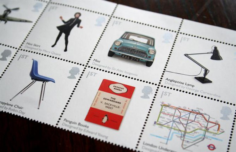'British Design Classics' Stamps | © Andy Field/Flickr