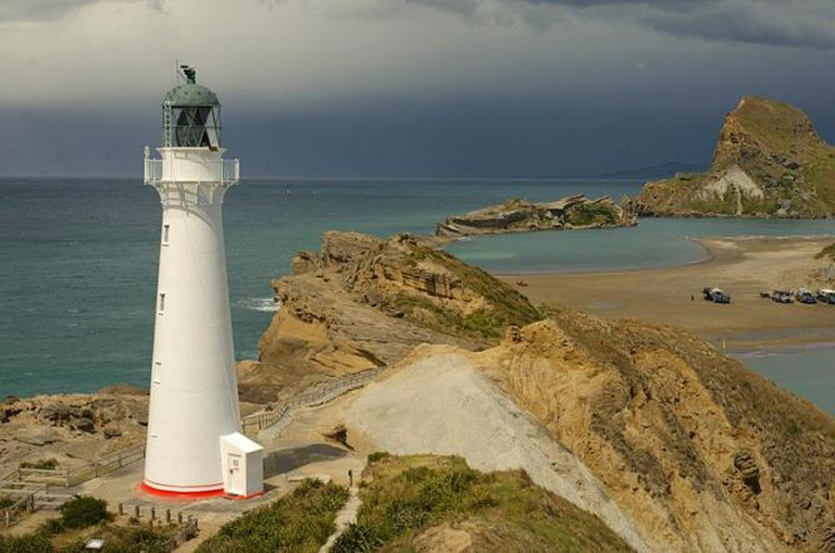 Castlepoint Light House