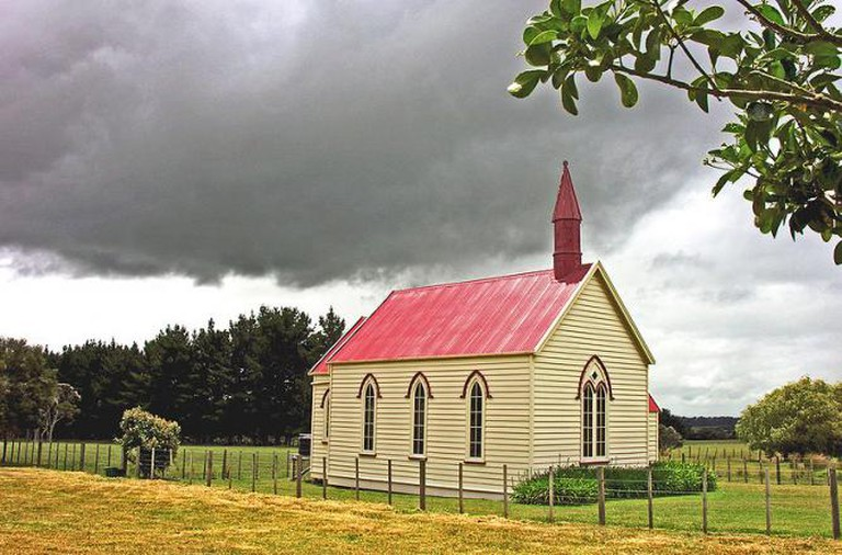 Burnside Church, Wairapapa