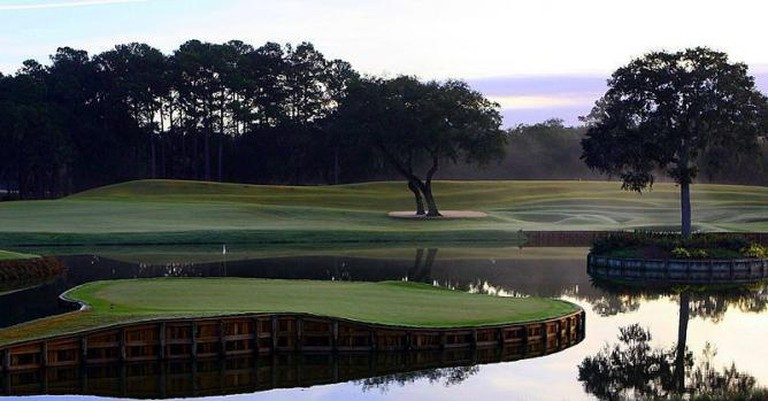 TPC Sawgrass in Ponte Vedra, Florida