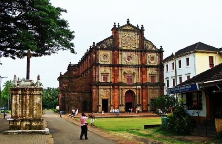 Goa Basilica