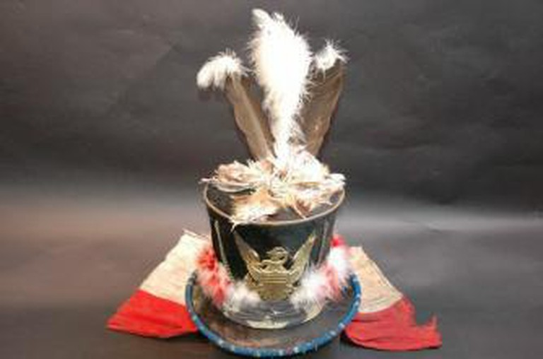 Chief American Top Hat, Red Cloud Museum