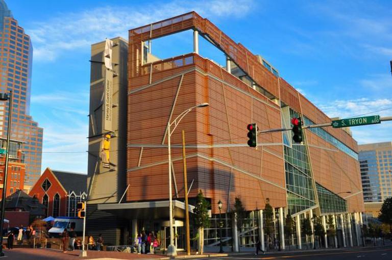 Harvey B. Gantt Center