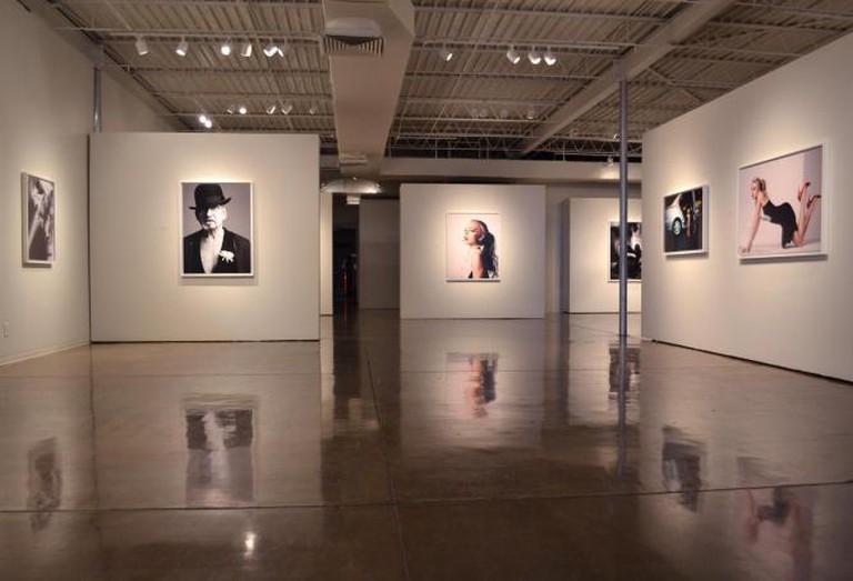 Exposed (2013) exhibition by Bryan Adams / image courtesy of Oklahoma Contemporary Arts Center