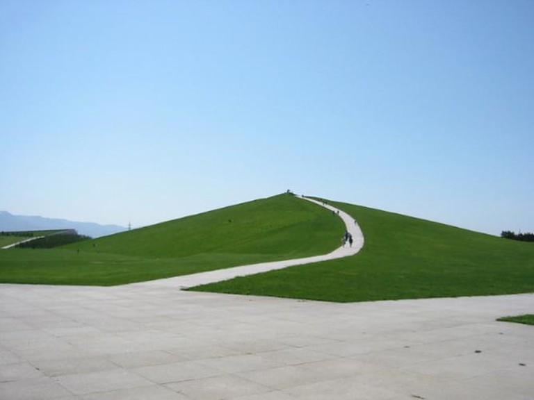Play Mountain | Moerenuma Park