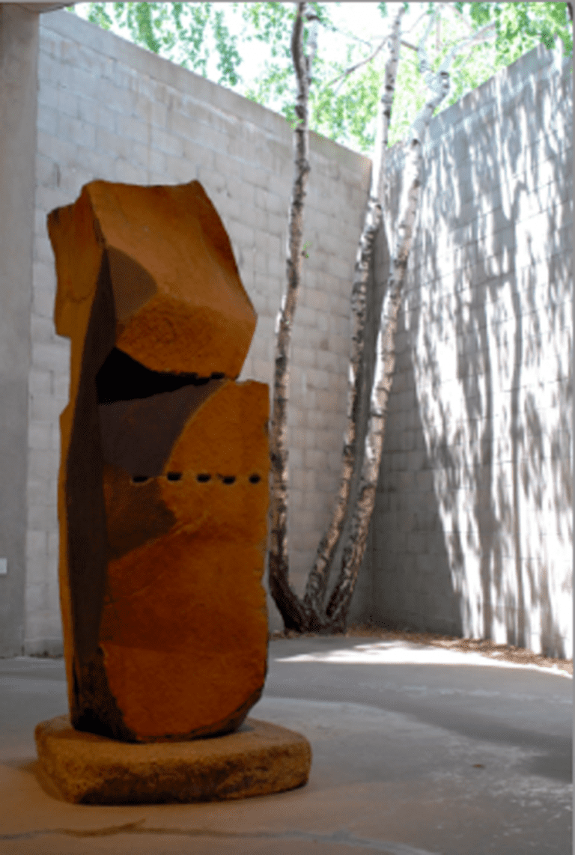 Japan Sculpture Parks Isamu Noguchi | Elizabeth Beller