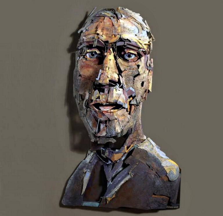 Robert Grimes, Mr. Calyx, The Art Spirit Gallery, 2013 | Courtesy of Art Spirit Gallery and Robert Grimes