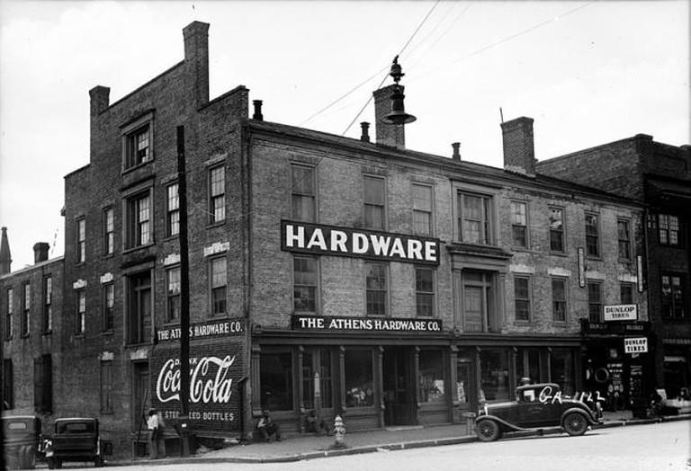 Historic American Buildings Survey   © L. D. Andrew