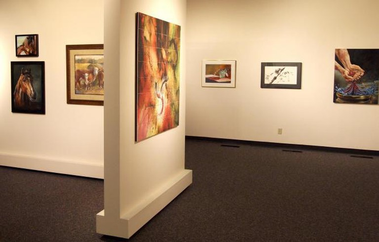 Jamestown Art Center