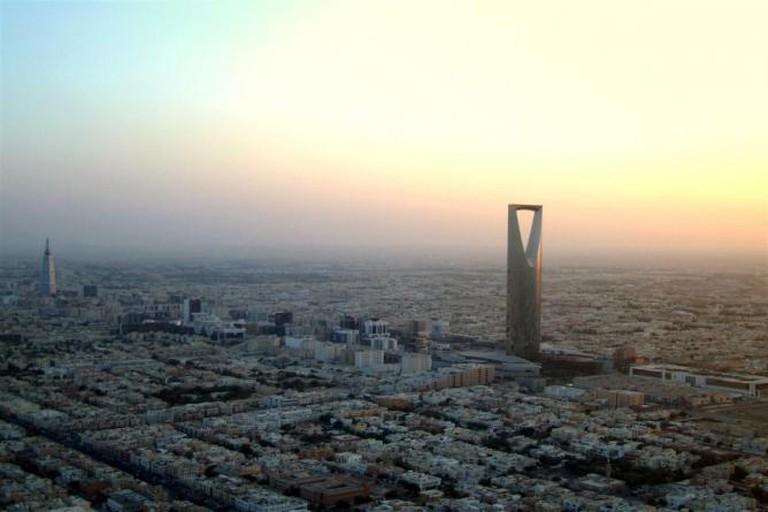 Riyadh | © Muhaidib/WikiCommons