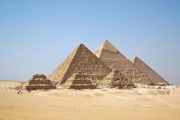 Egypt, The Culture Trip, Pyramids, Gizah